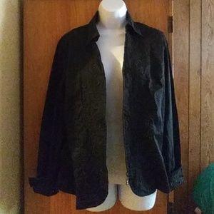 Christine Alexander jacket